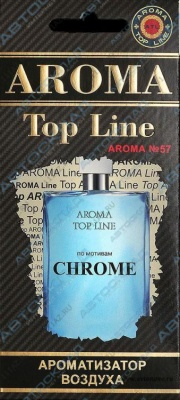 "аромат.TOP LINE ""Azzaro Chrome №57"""