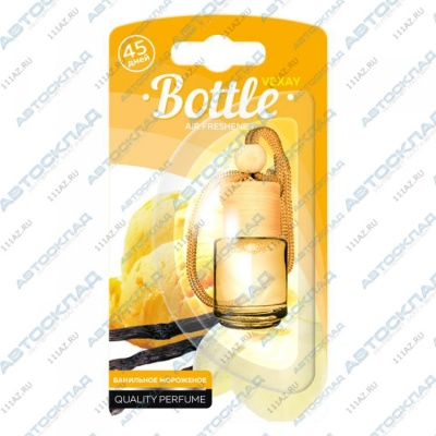 ароматизатор Bottle WOOD